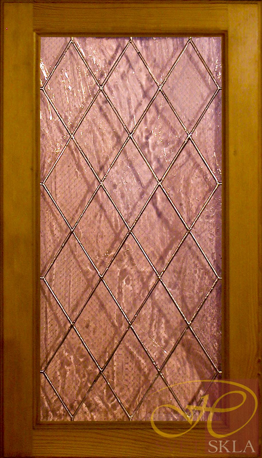 vitráž do nábytkových dvířek ND 008 04