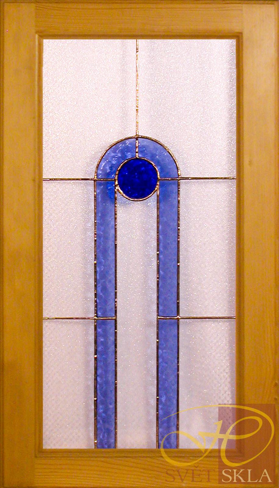 vitráž do nábytkových dvířek ND 014 10