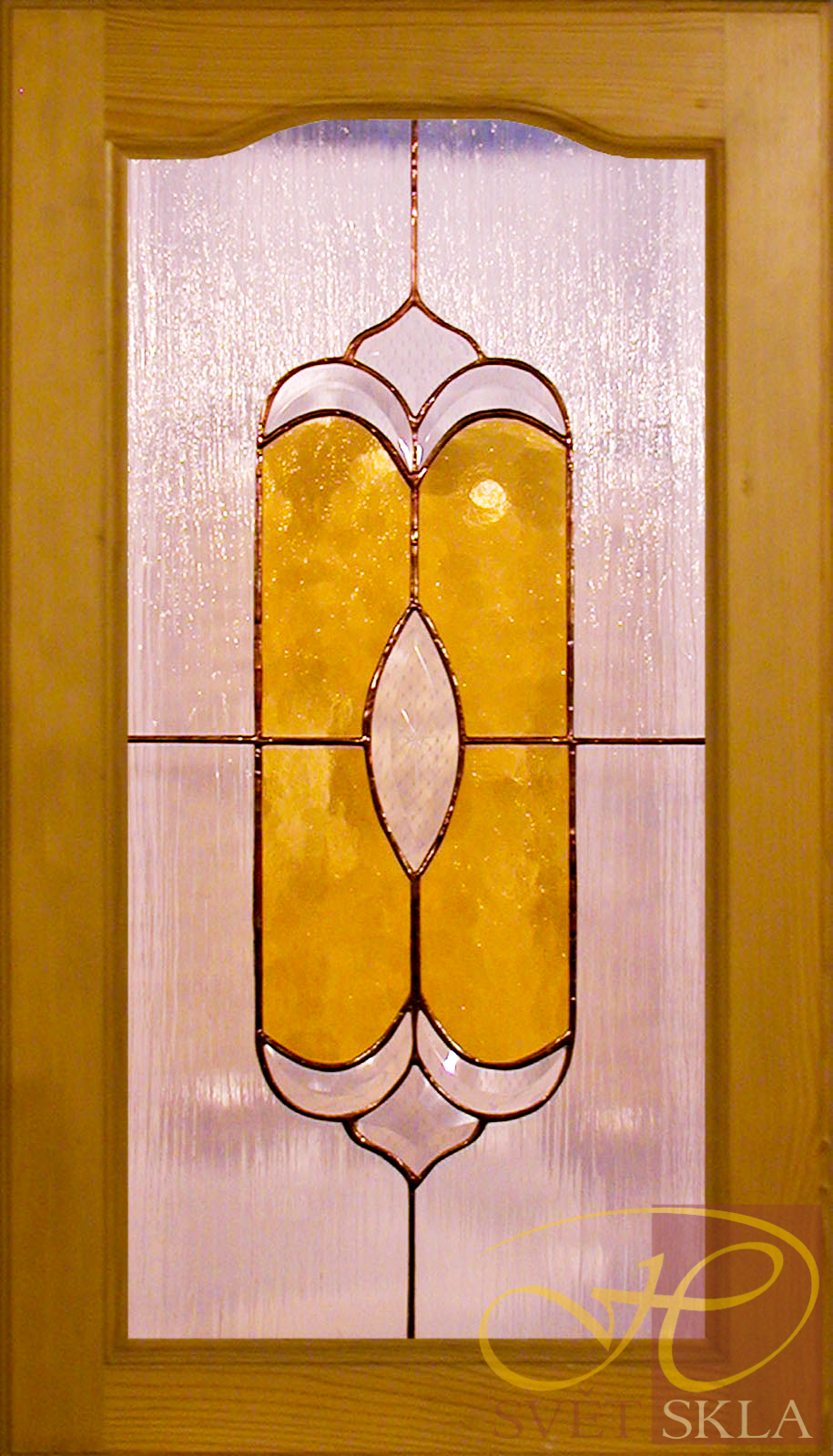 vitráž do nábytkových dvířek ND 011 02