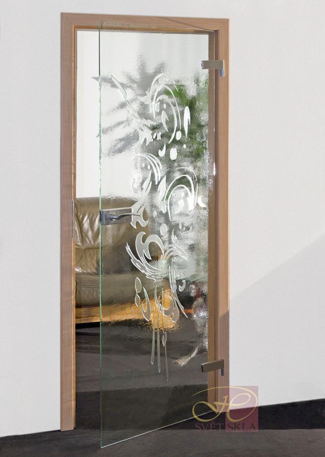 respergo skleněné dveře