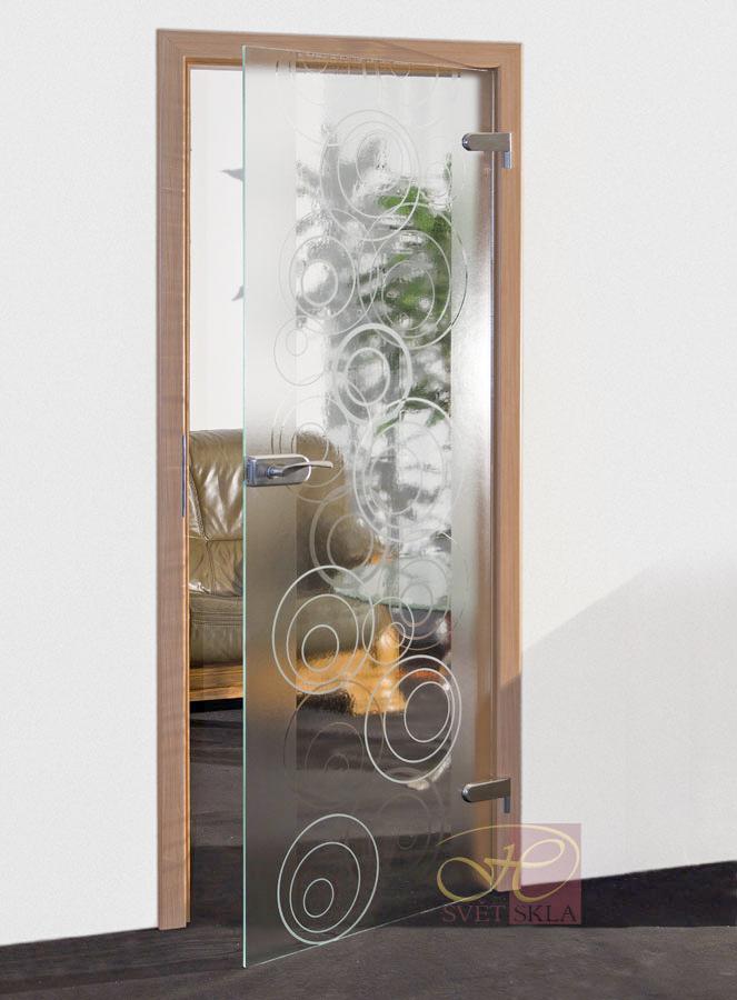 orbis skleněné dveře